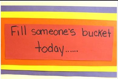 Bucket Kindness