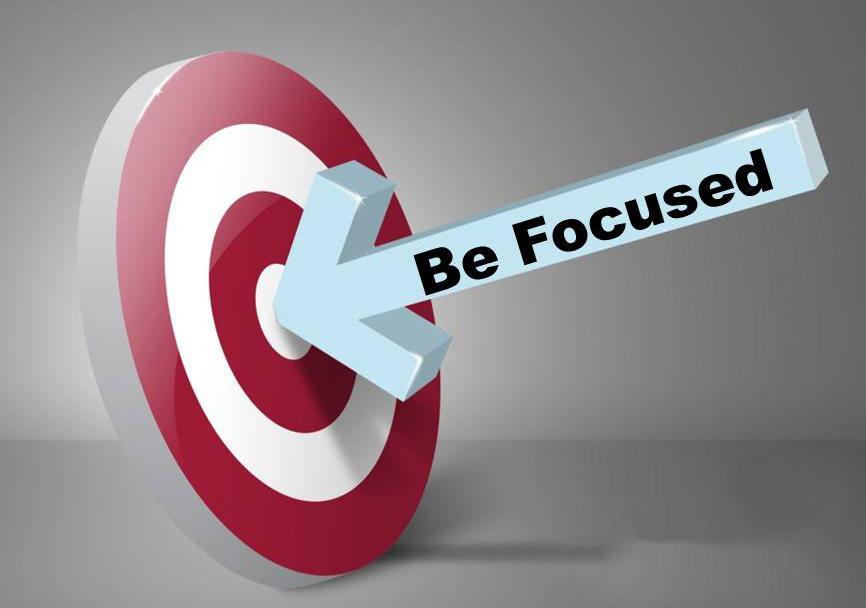 be-focused